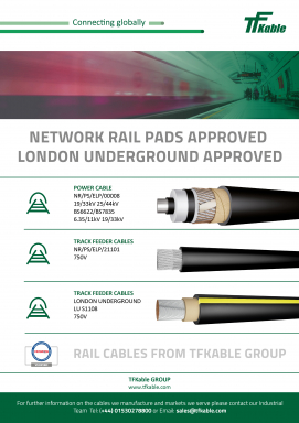 Rail Cables From TFKable GROUP